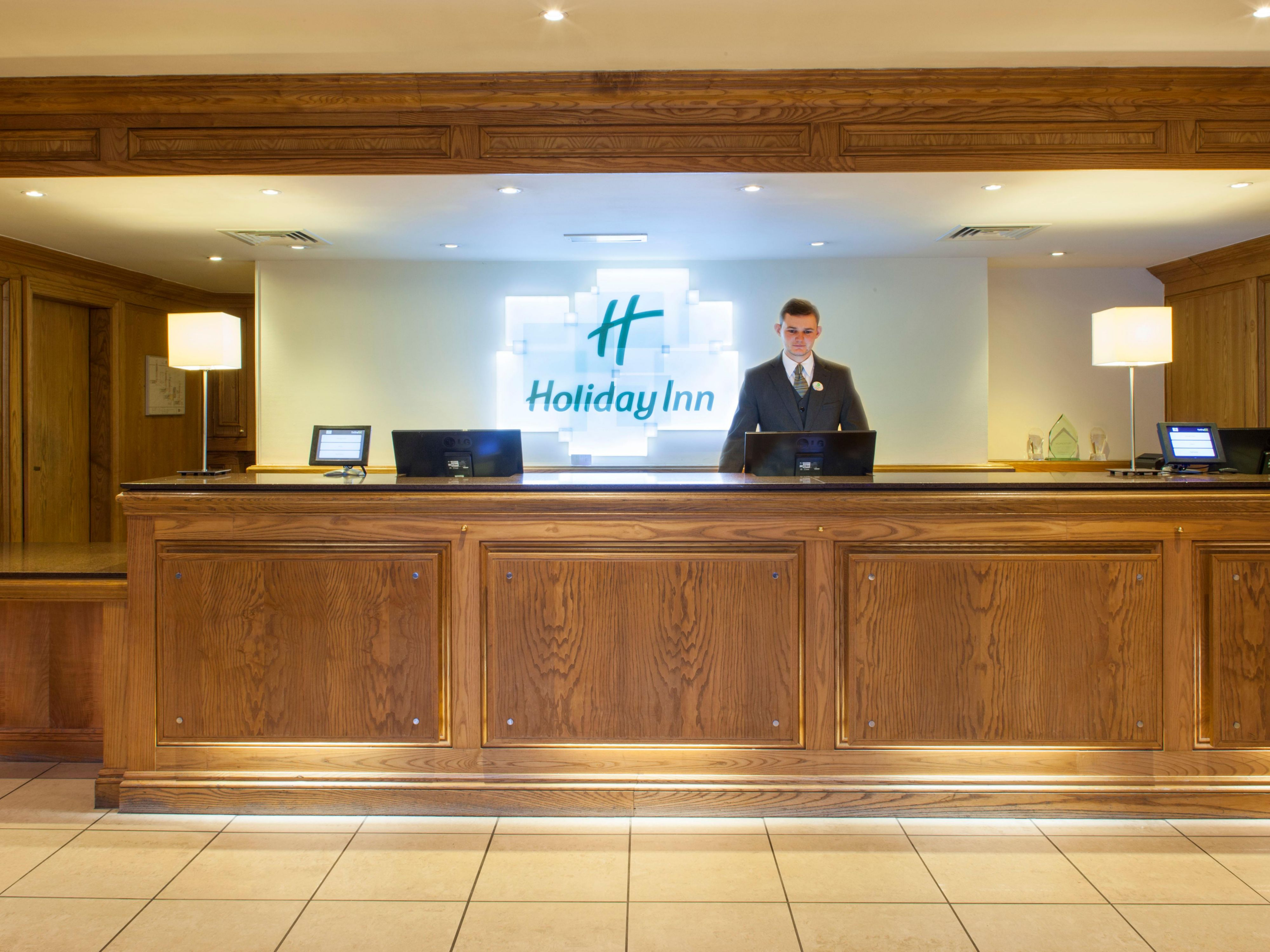 Our team are looking forward to greeting you