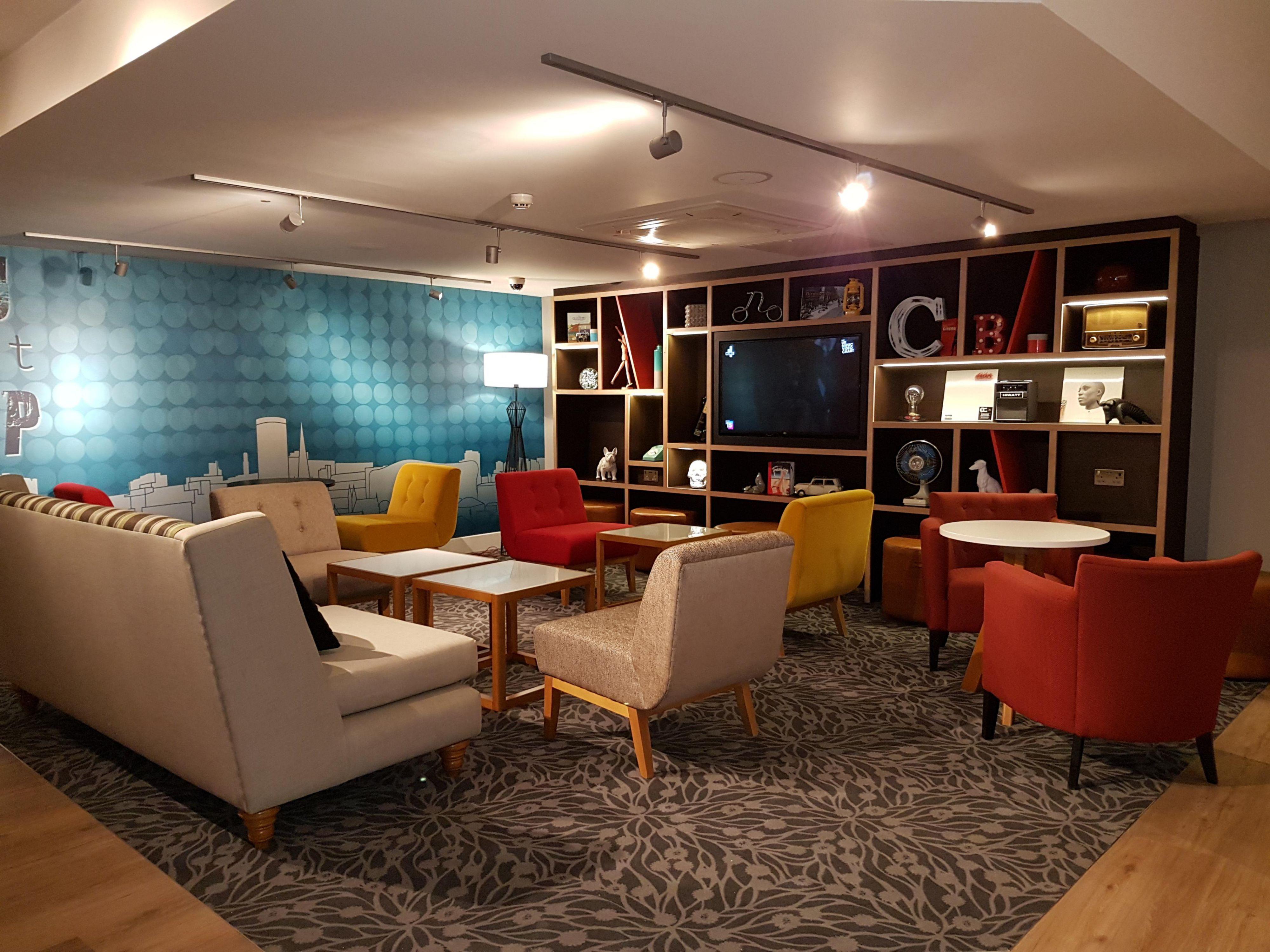 hotel near icc - holiday inn birmingham city centre - united kingdom