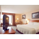 One King bed with Desk and Lounge Chair