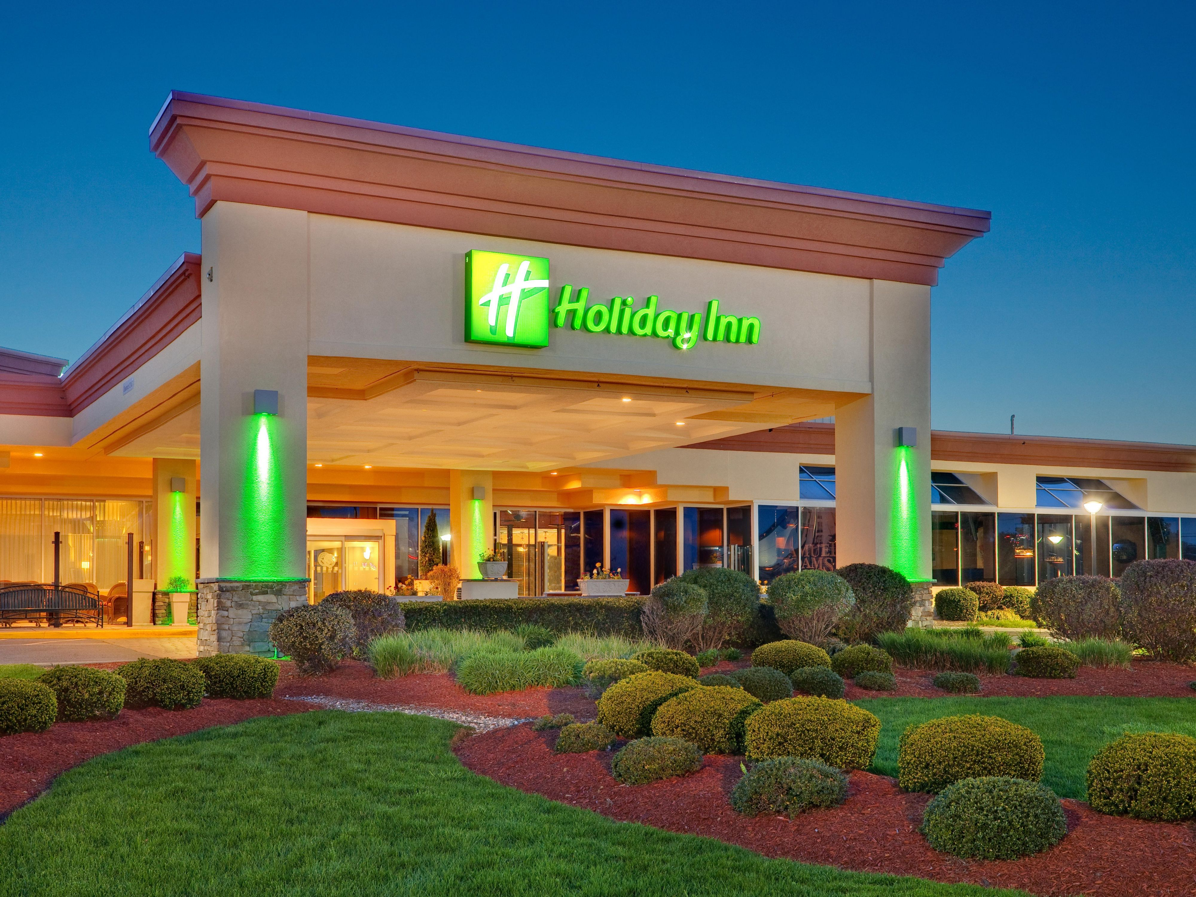 Welcome to our Holiday Inn Conference Center