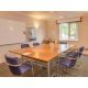 Meeting room from 2 - 12 delegates boardroom style
