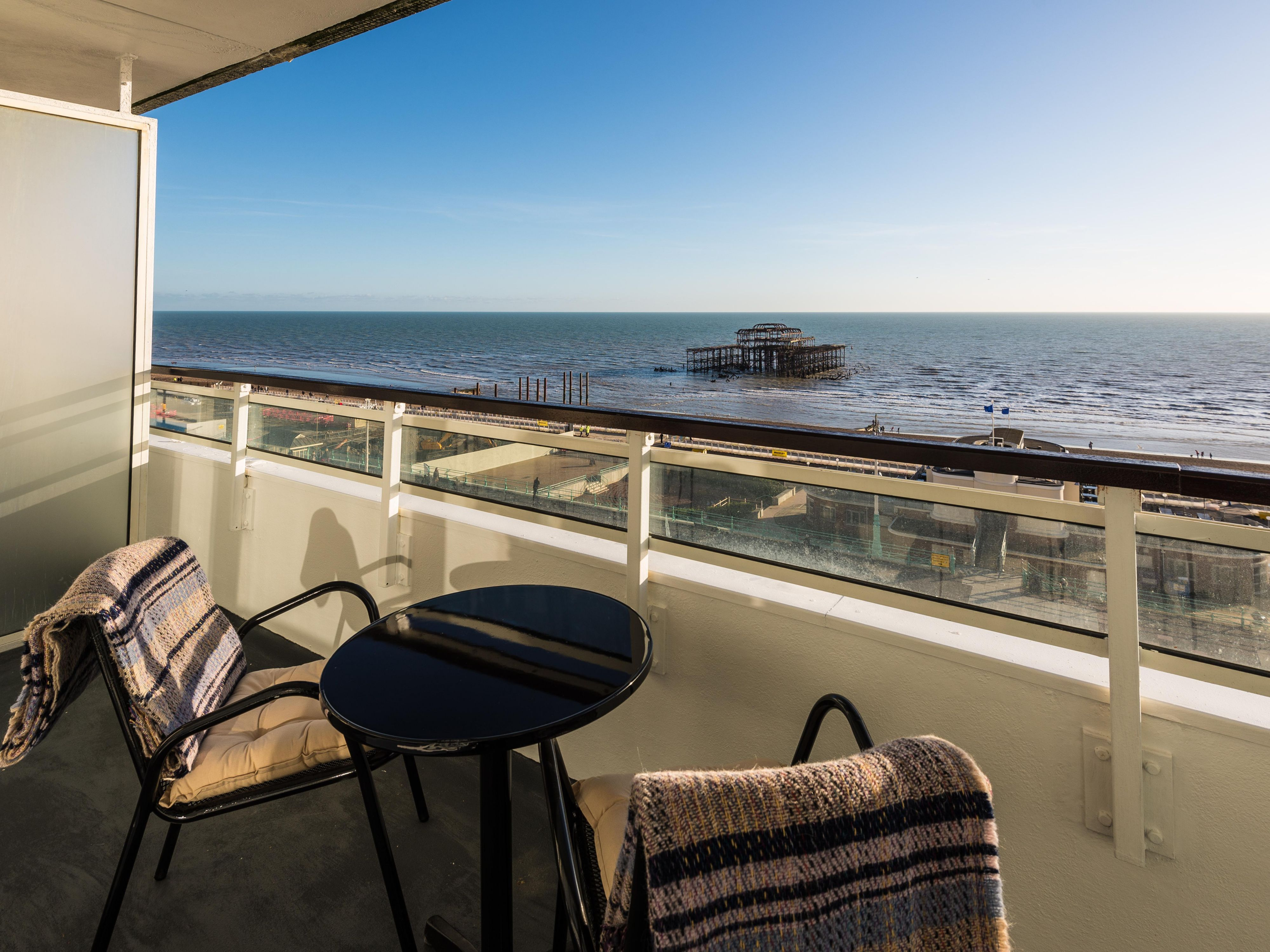 Amazing views from our Executive balconies