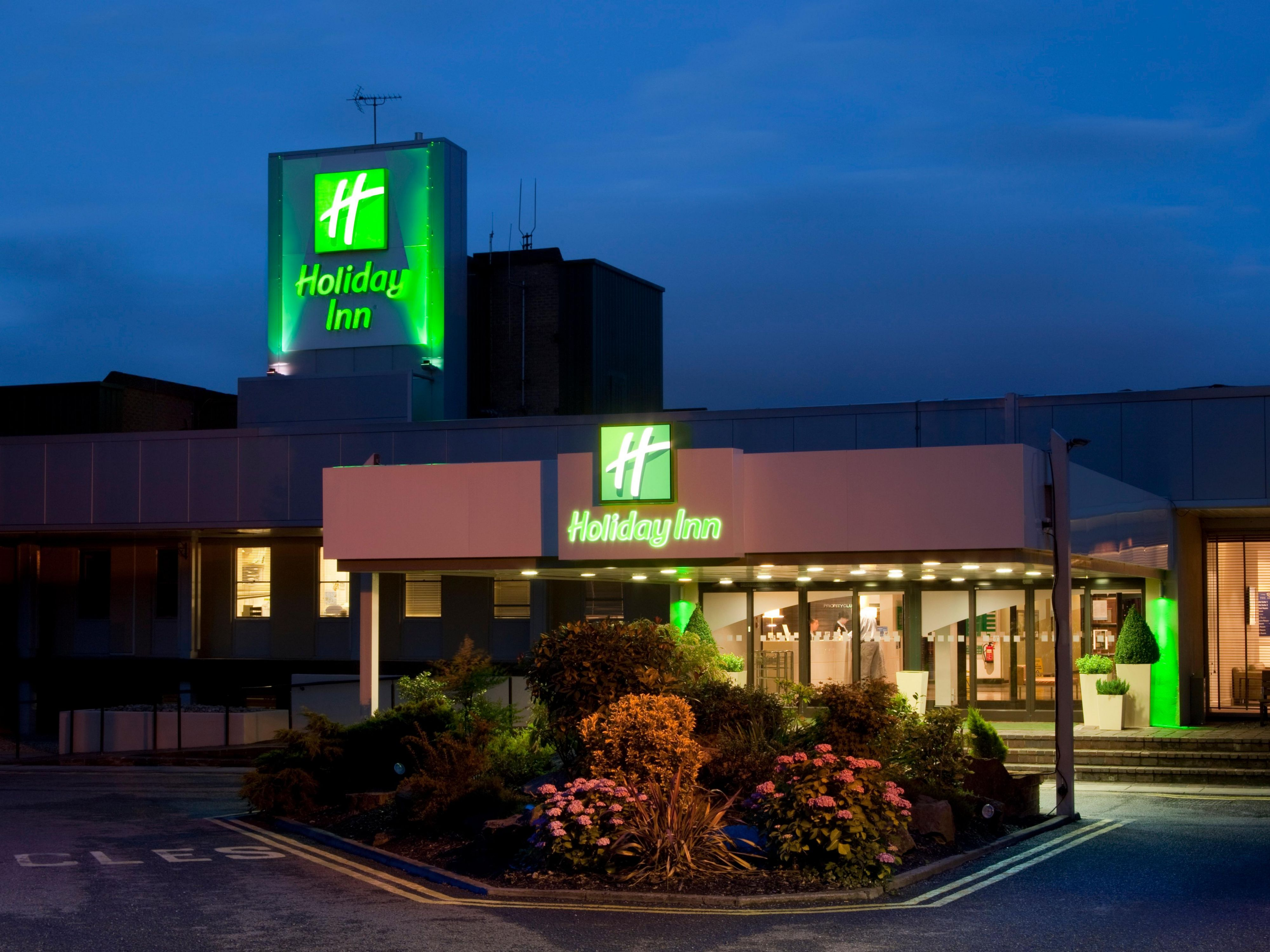 Welcome to the Holiday Inn Bristol Filton