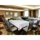 Palm Conference Room setup in U-Shape breakout