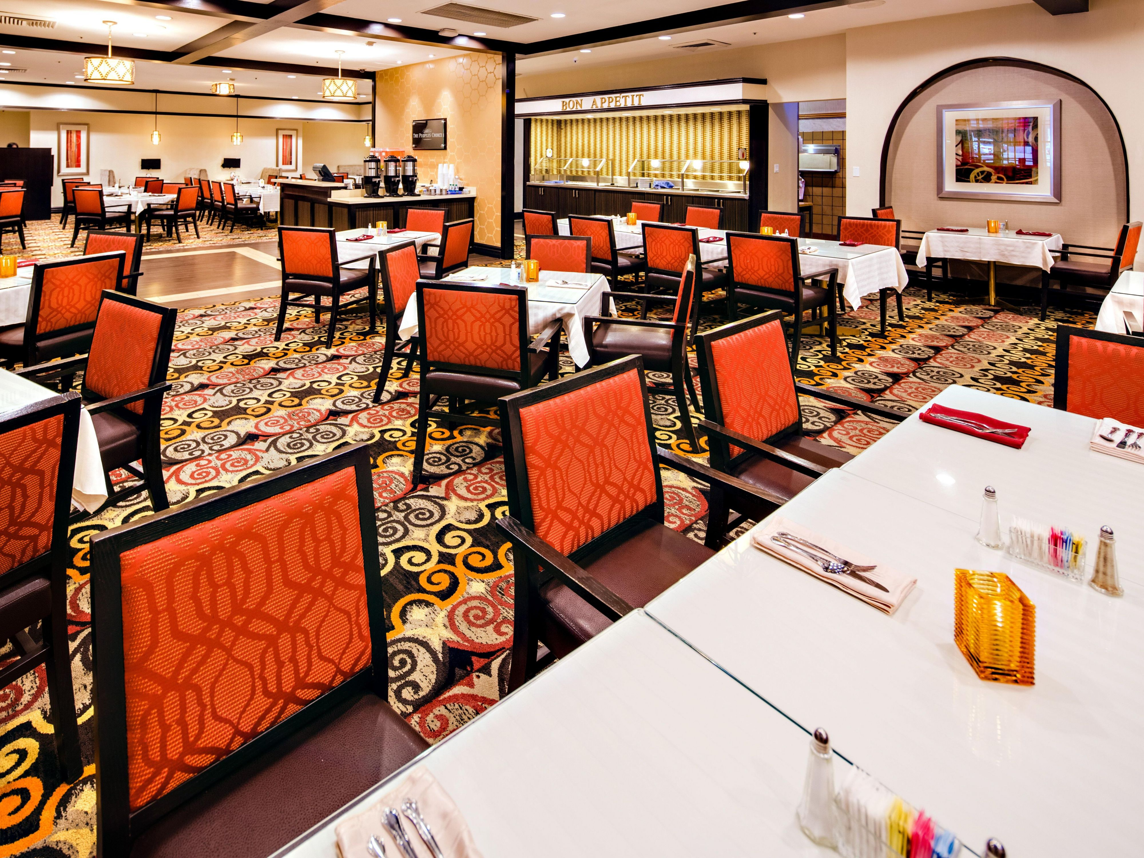 Peoples Choice Restaurant Burbank Hotel