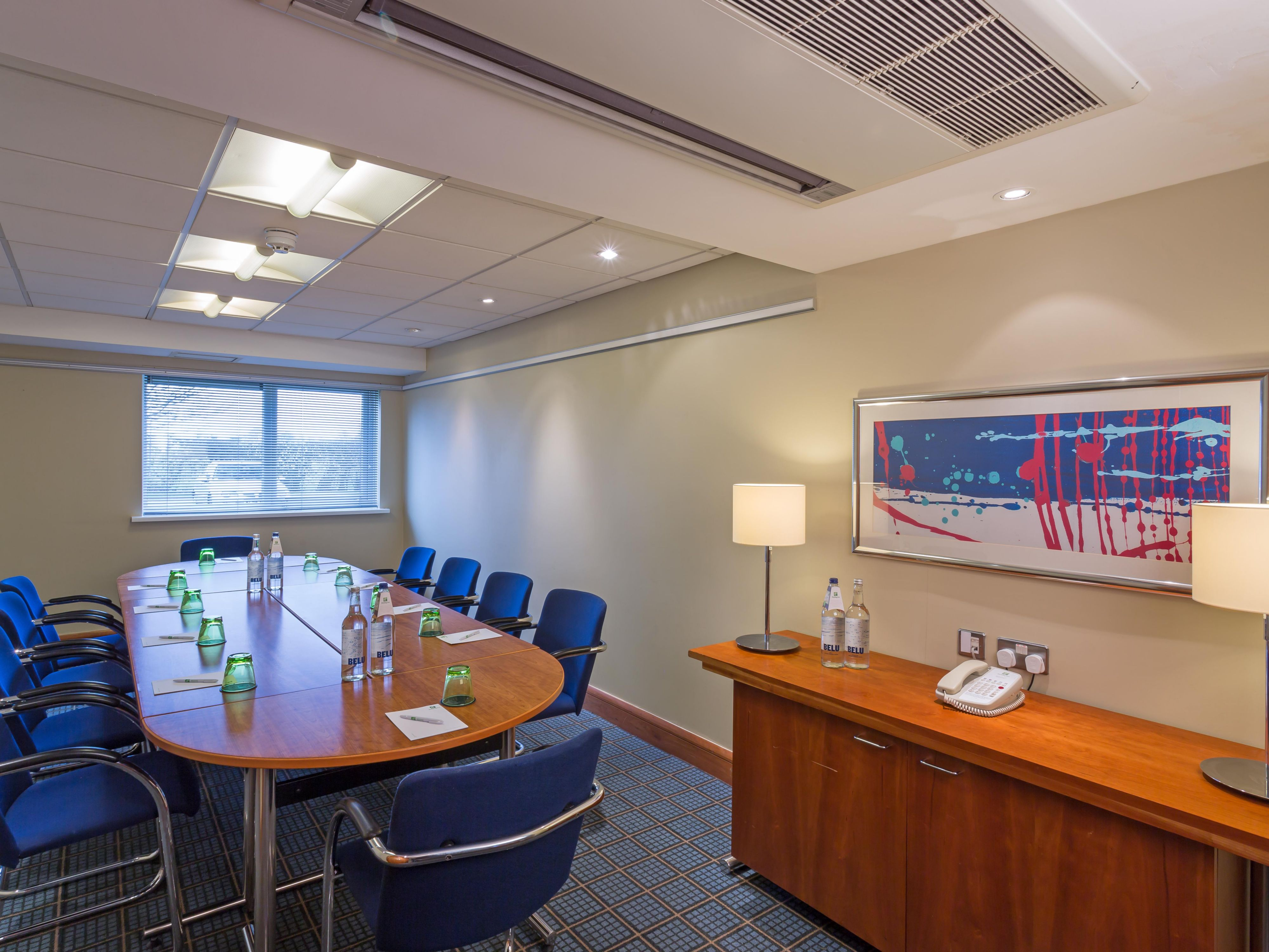 Host your seminar in the Academy Downing Meeting Room