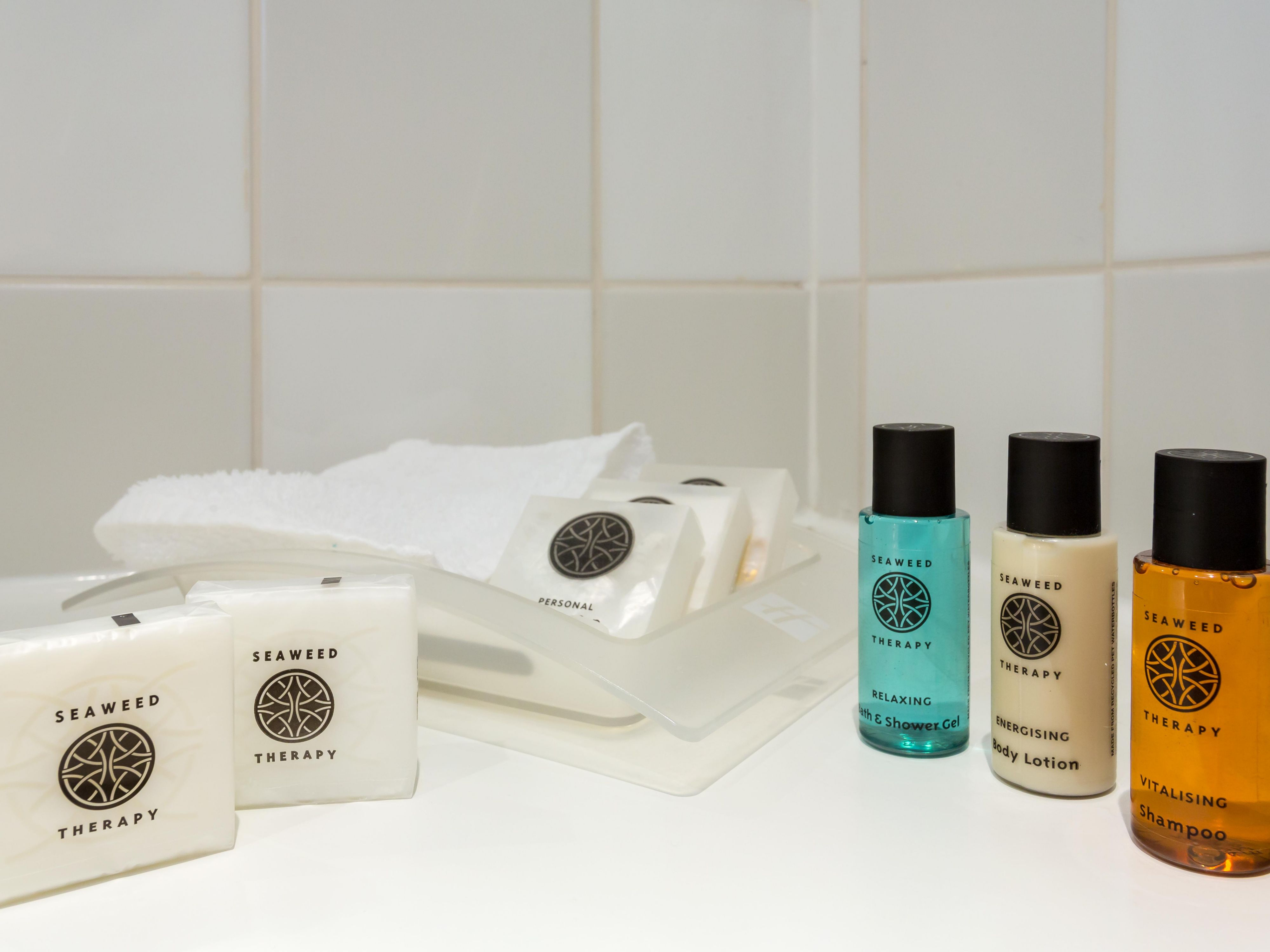 Executive Bath Amenities