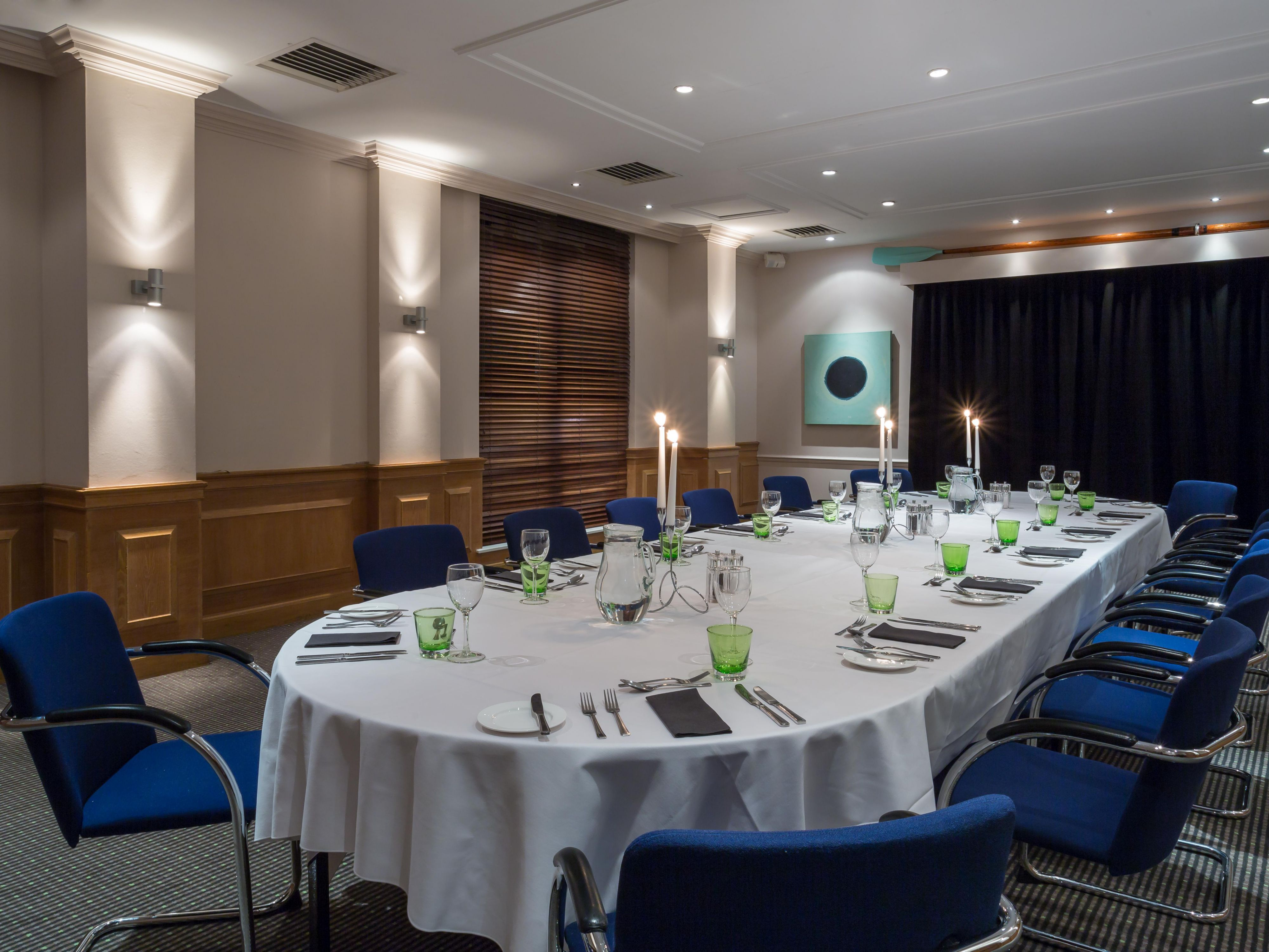 Reserve the private dining room for your special occasions