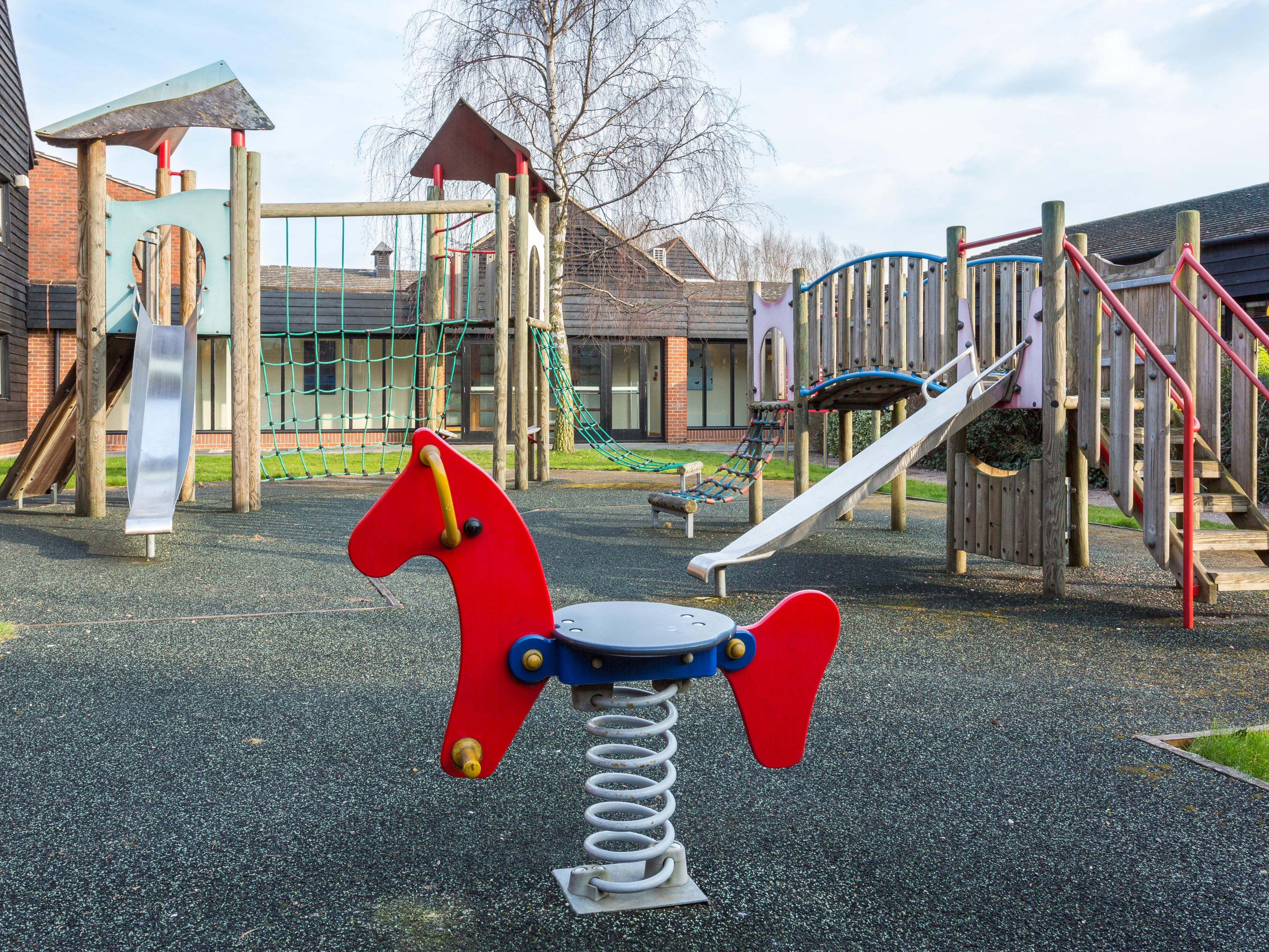 Kids and parents alike will love our spacious Play Area