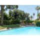 relax by the pool of the Holiday Inn Cannes