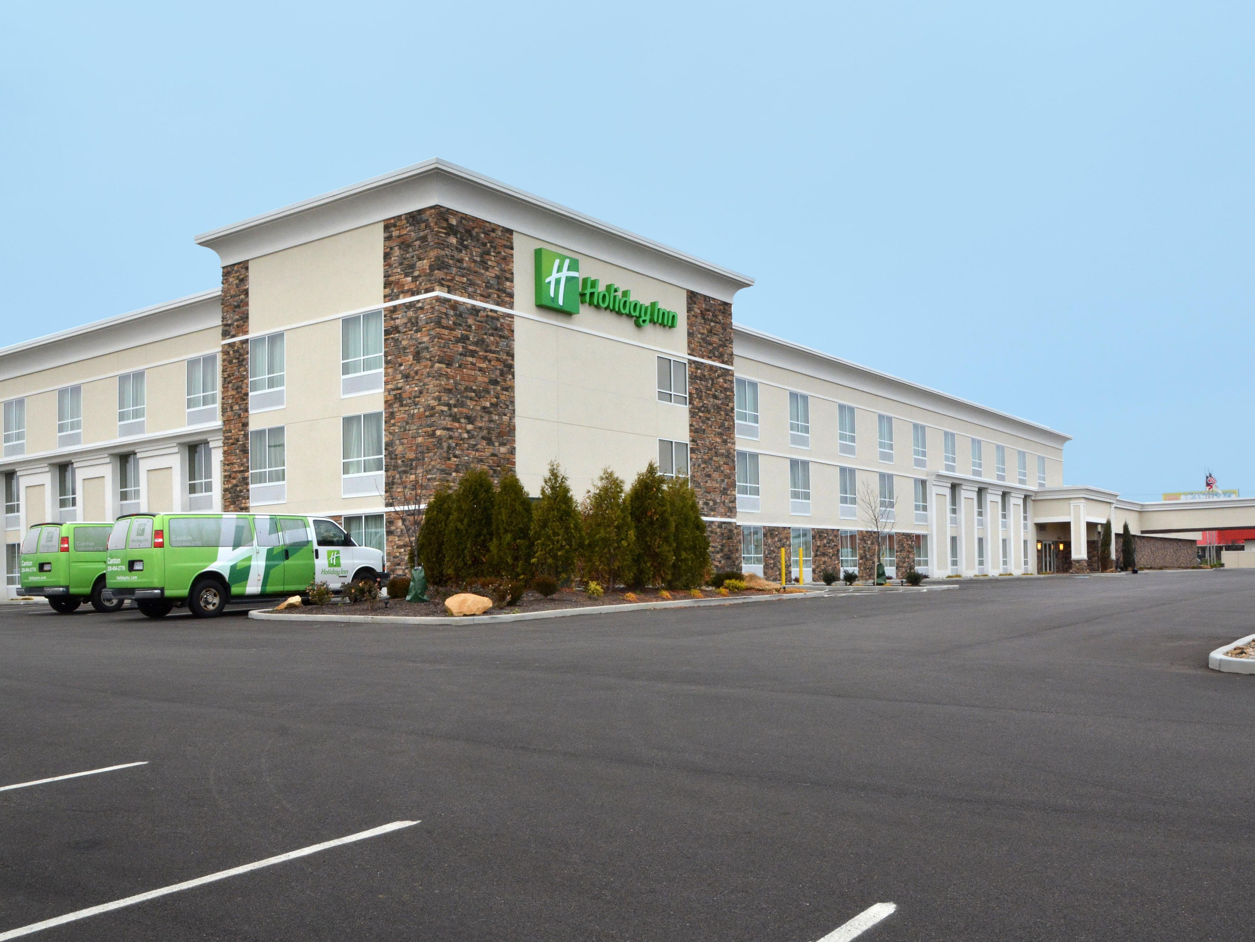 Welcome to the Holiday Inn Canton - Belden Village