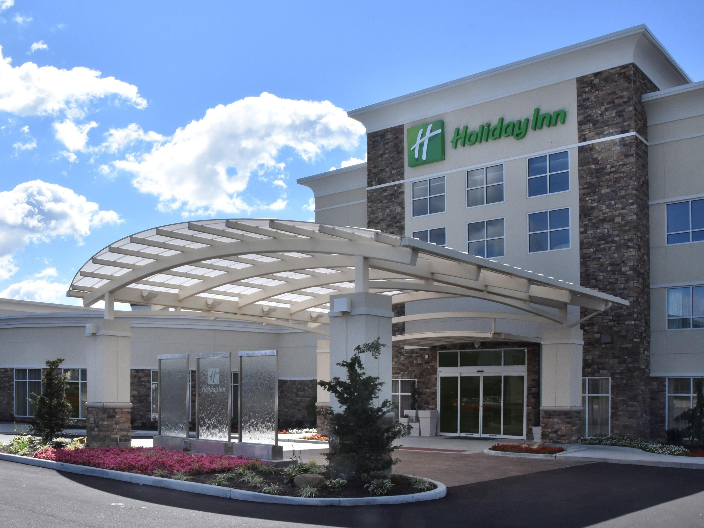 holiday inn canton belden village map driving directions - Olive Garden Canton Ohio