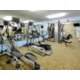 Keep up with your morning workout routine in our fitness center