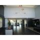 Hotel Entrance w/ Front Desk