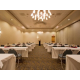 Flexible ballroom and meeting space for up to 400 guest.