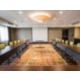 U-Shape in our Cooper Room with built-in projection screen
