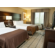 Our Double Rooms feature 2 Queen Sized Beds