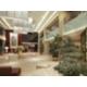 Lobby dell'albergo