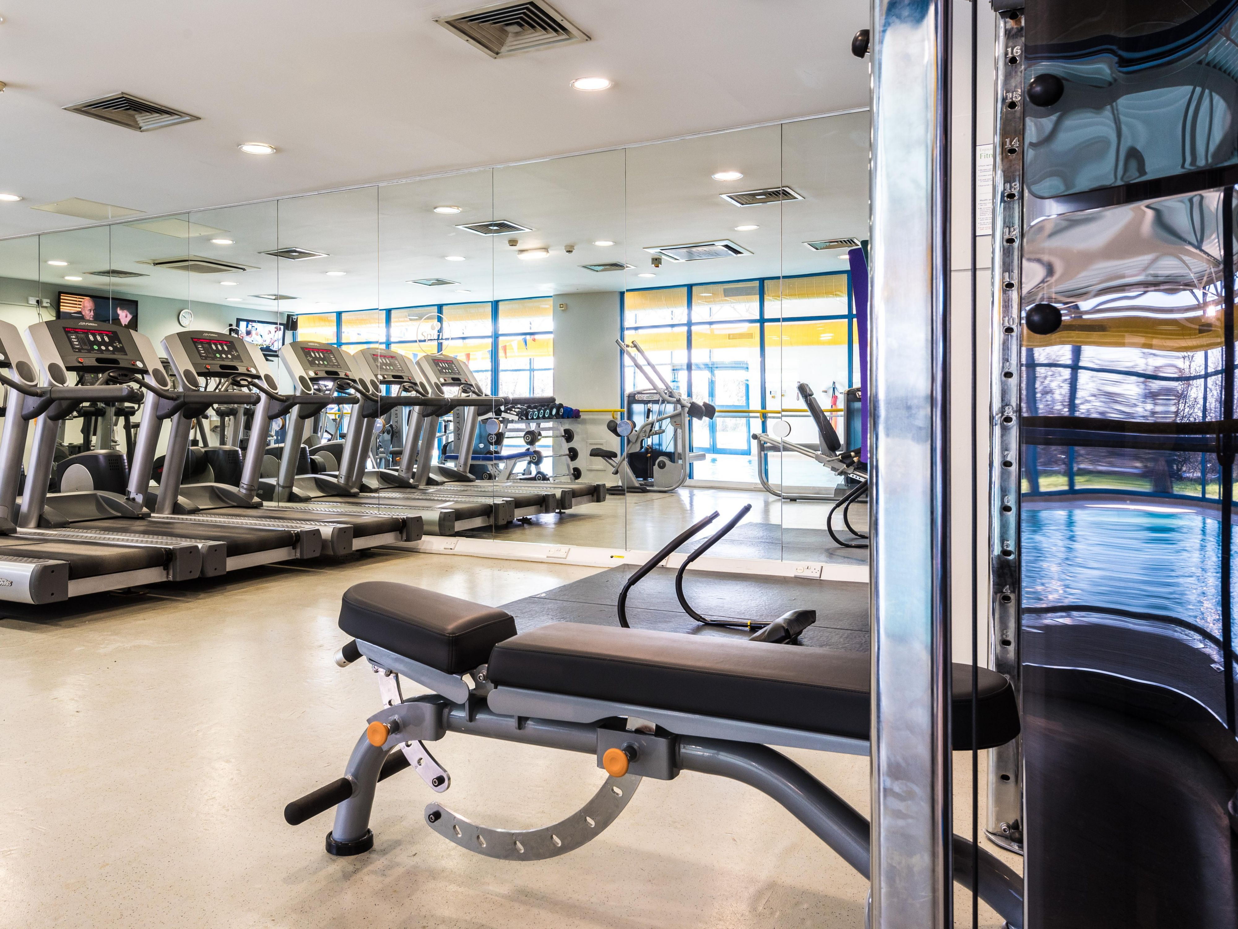 Fitness Centre and Swimming Pool