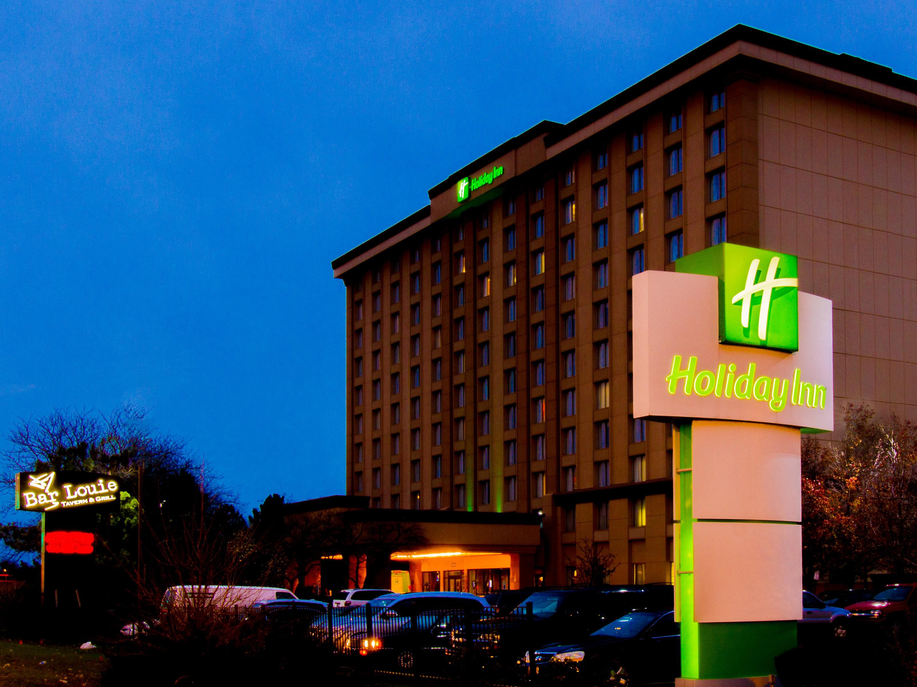 Holiday Inn Chicago O Hare Area In Evanston Illinois
