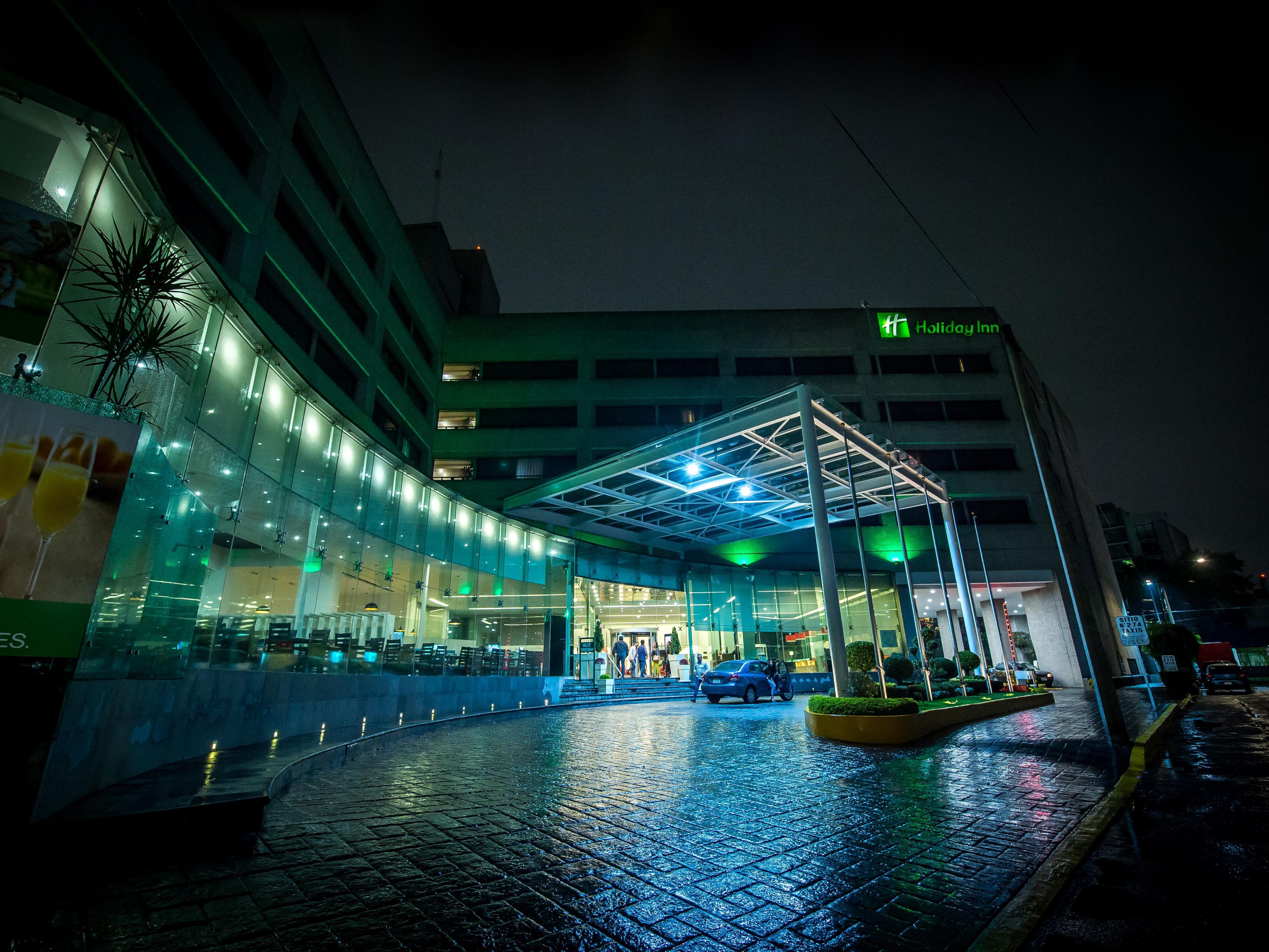 Mexico City Hotel Near University Square | Holiday Inn