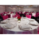 Event room for gala dinners