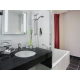 Executive Corner Bathroom with free amenities