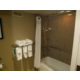 1 King Bed Mobility Accessible Guest Bathroom