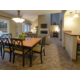 Enjoy a meal with friends and family in the dining room