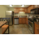 3 bedroom kitchen with full size refrigerator and oven