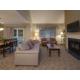 Spacious living room in a 3 bedroom villa