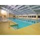 Indoor swimming pool for year round swimming