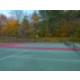 Enjoy an Outdoor game of tennis