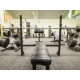 Enjoy working out in the fitness center at the resort