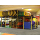Crawl and play in the children's activity room