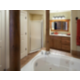 Large oversized spa tub to enjoy in your master bedroom