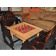 Relax and enjoy a game of checkers