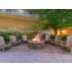 Sit back and relax and enjoy the outdoor firepit