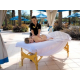 Enjoy a relaxing poolside massage