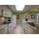 Fully equipped kitchen makes preparing meals easy in your villa