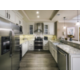 Signature Collection kitchen with upgraded amenities