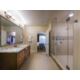 Signature Collection bathroom with all the upgrades to relax