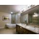 Signature Collection bathroom with separate bathtub to relax in