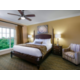 Signature Collection, bedroom with king size bed and upscale linen