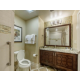 Signature collection guest bathroom