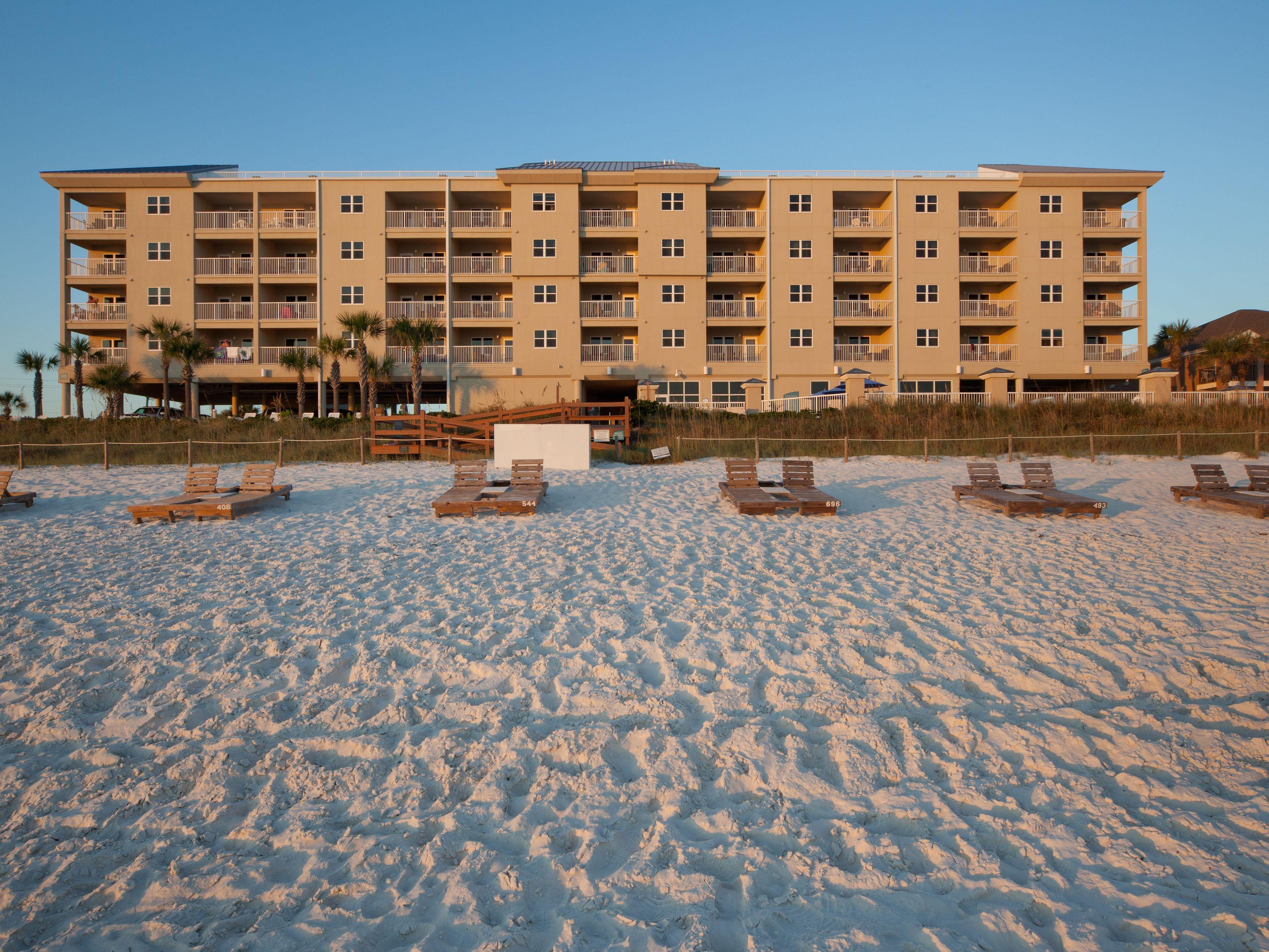 Holiday Inn Club Vacations Panama City Beach Resort Hotel By Ihg