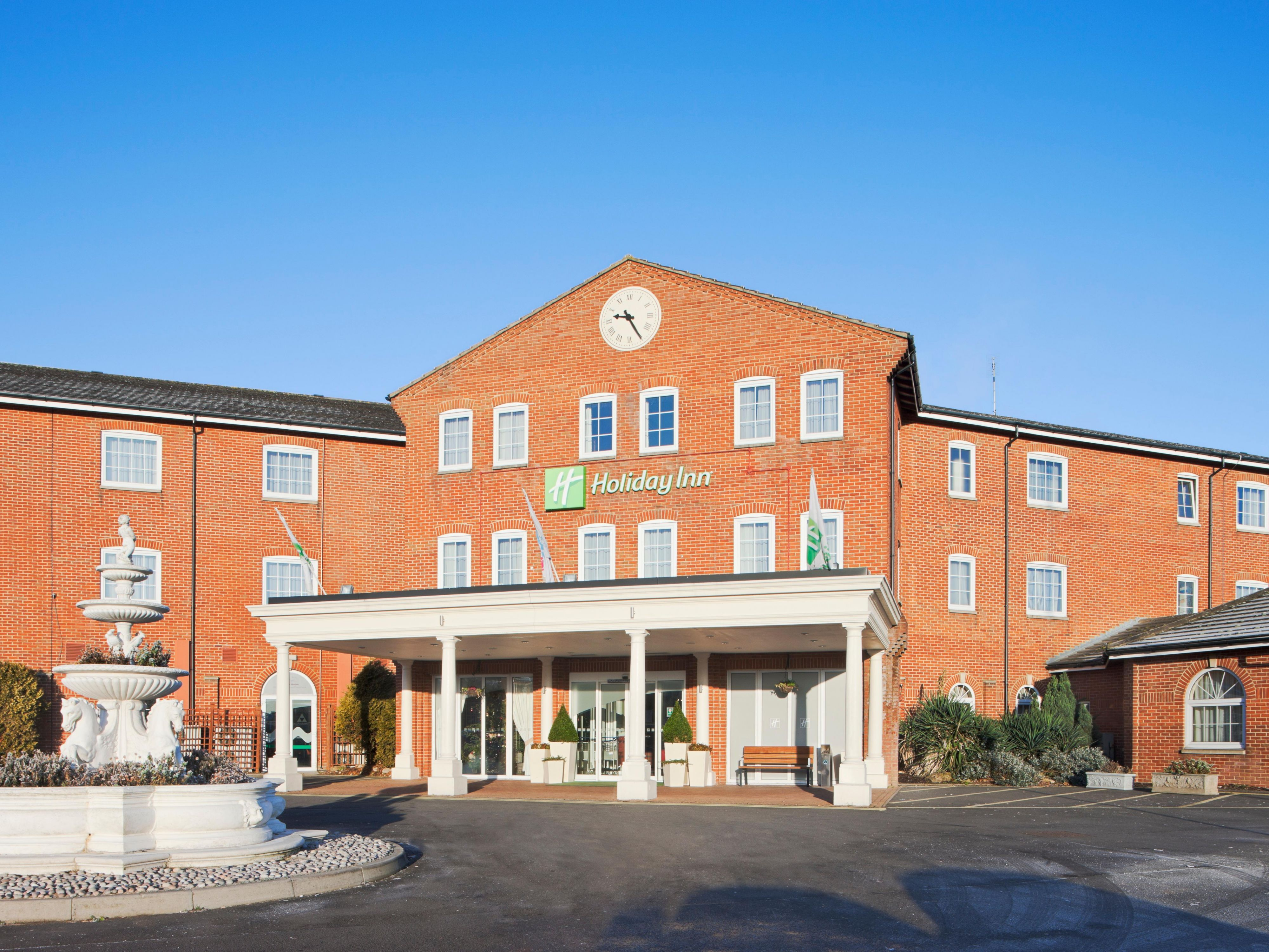 Holiday Inn Corby Kettering A43 welcomes you