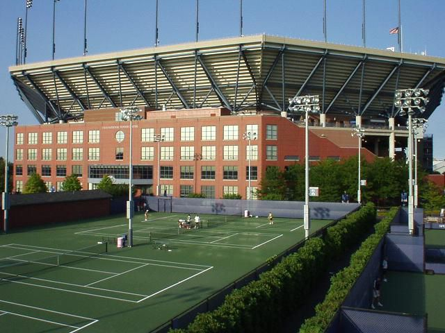 USTA Billie King National Tennis Center