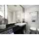 King Bed Guest Bathroom