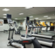 Enjoy your daily workout at our Fitness Center
